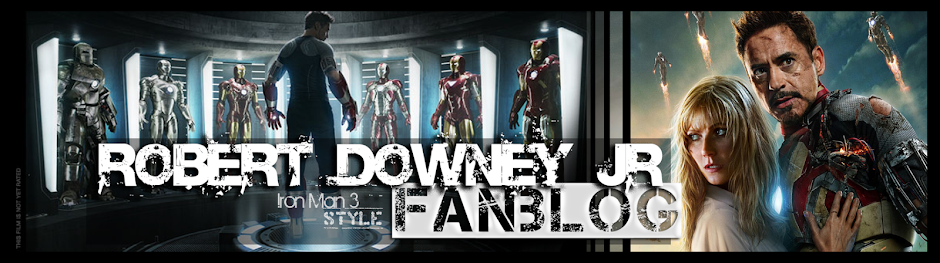Robert Downey Jr FANBLOG