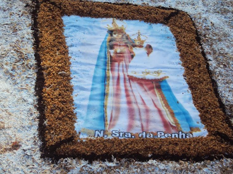 Nossa Senhora da Penha-Corphus Christi 2013