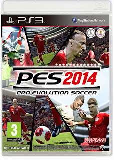 Patch PES 2014 PS3 by Option File Paul