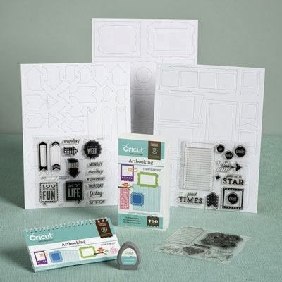 **NEW**Cricut Artbooking Collection!