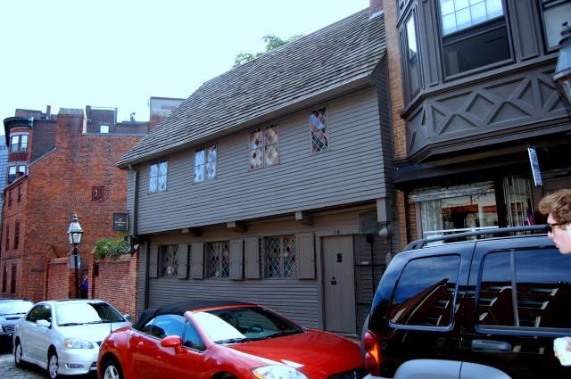 Дом Пола Ревира, Бостон (Paul Revere House, Boston, MA)