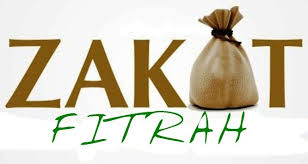 doa zakat fitrah