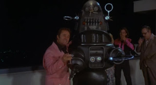 hollywood boulevard dick miller robby the robot