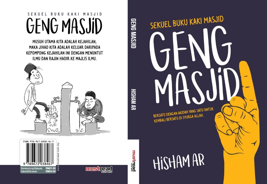 Buku GENG MASJID