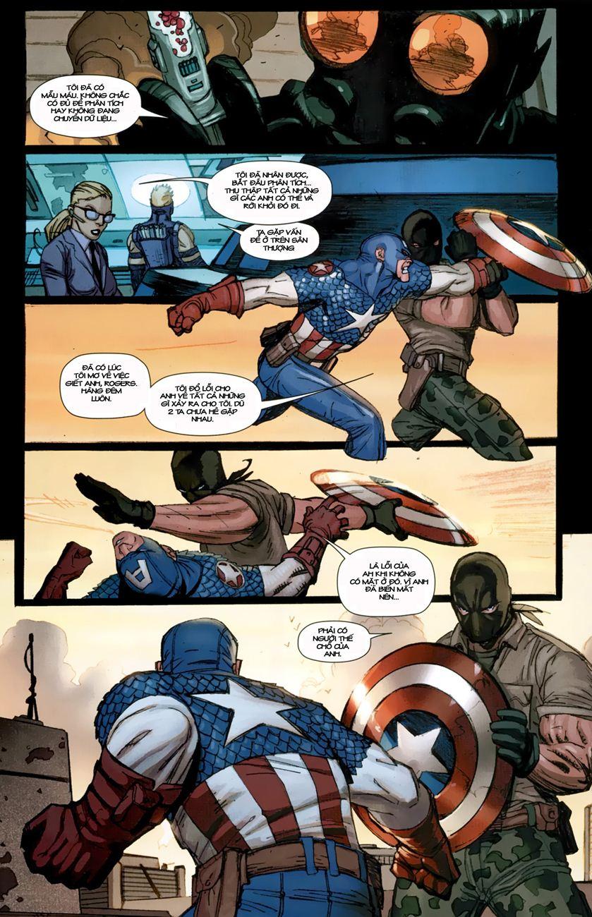 Ultimate Captain America chap 1 - Trang 20