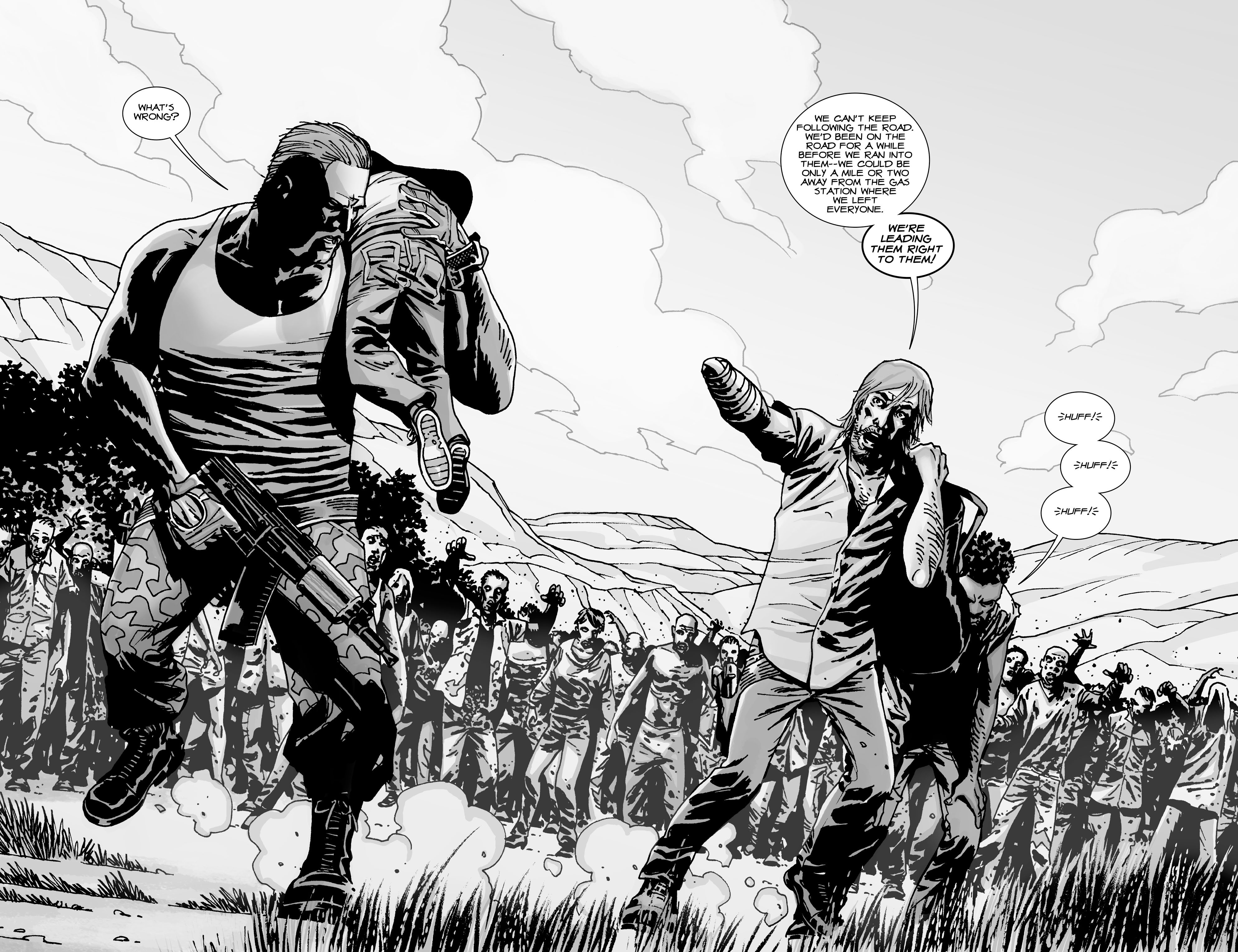 The Walking Dead 60 Page 3