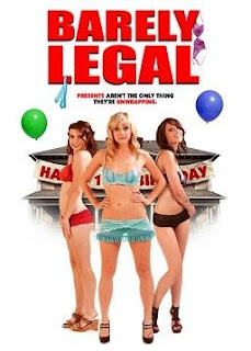 Ver Barely Legal (2011) Online