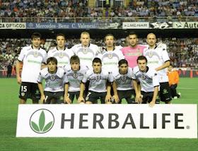Sponsor Valencia Cf  (España)