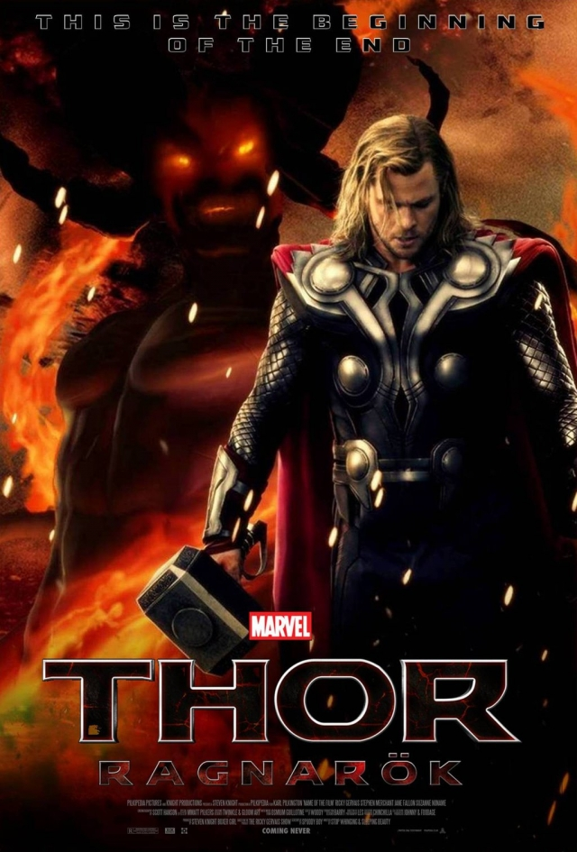 movie Thor 3: Ragnarok (2017)