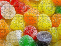 Candy puzzle