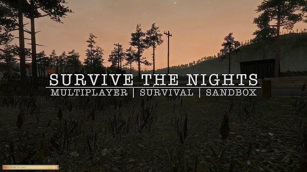Seja um sobrevivente em Survive the Nights
