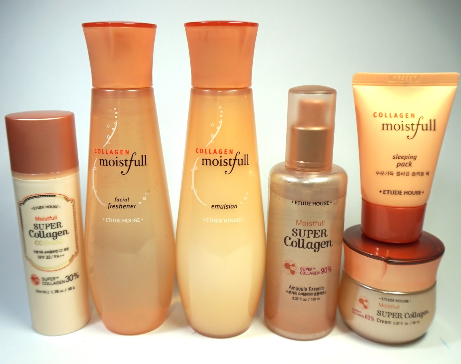 collagen skin care products