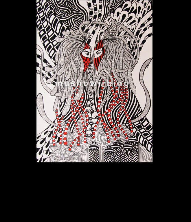 drawing 2011 (28cm x 41cm)