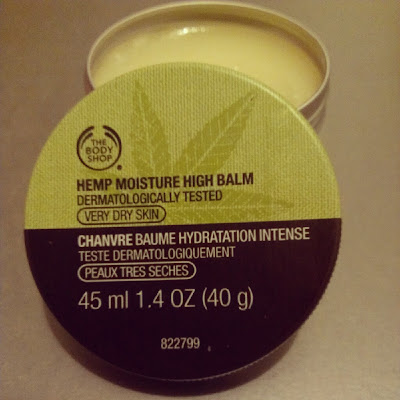 Hemp Moisture High Balm The Body Shop Sale £1
