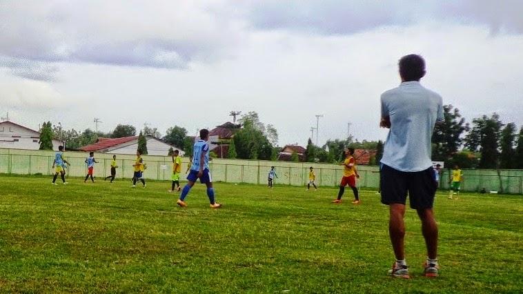 Seleksi Pemain Persikaba Blora Untuk Liga Nusantara 2015 Selesai