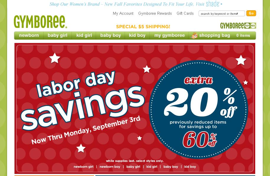 Gymboree usa coupons