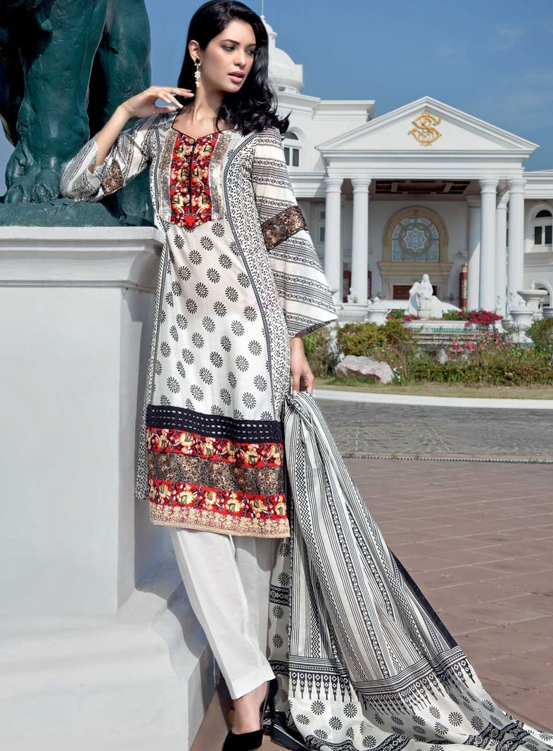 Gul Ahmed Lawn New Collection