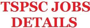 TSPSC JOBS 2015