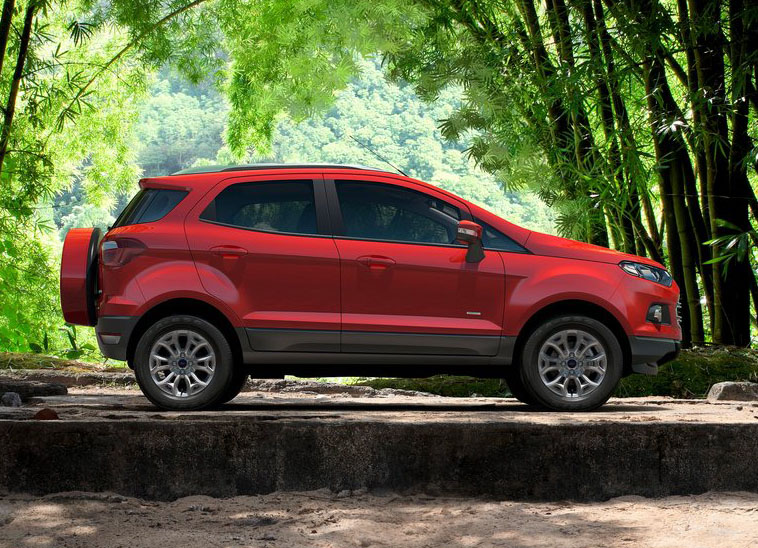 Ford EcoSport compact crossover