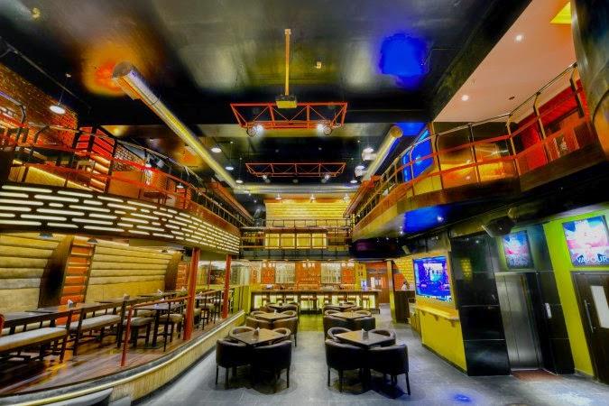 Vapour Pub & Brewery, Indiranagar