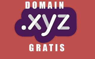 cara mendapatkan domain .xyz gratis dari idhostinger