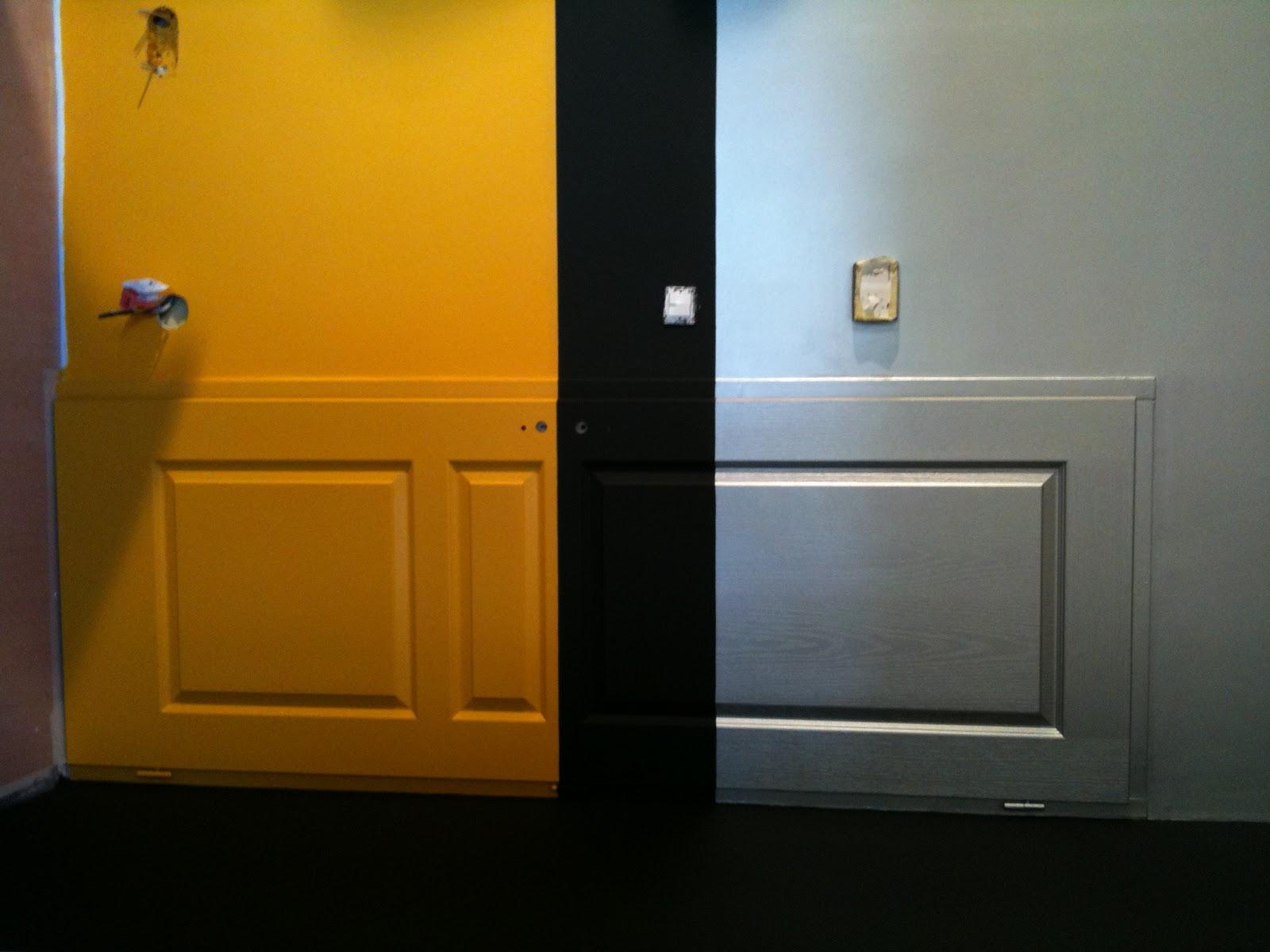 Julien roure peinture chambre new york effet bandes - Chambre a coucher new york ...