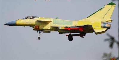 J-10B Fighter Jet