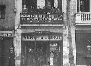 anarcofeminismo e identidad(es): una mirada histórica al anarcofeminismo en el Estado español