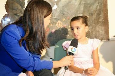 Entrevista à TV Atalaia/Record