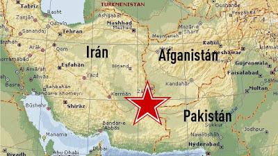 DOS SISMOS DE 5,7 Y 5,5 GRADOS PROVOCAN INTRANQUILIDAD EN IRAN, 18 DE MAYO 2013