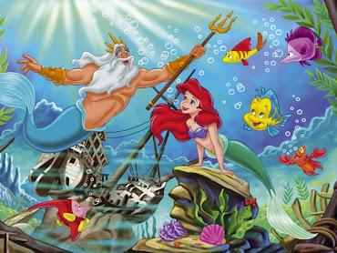 #1 Princess Ariel Wallpaper