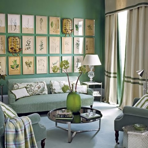 Modern Living Room Curtains Design Ideas 2011 | Modern Furniture ...