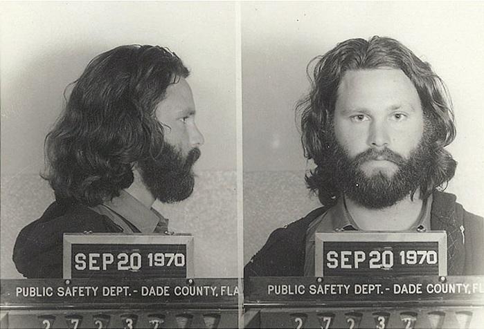 Jim Morrison El Club de los Eternos 27 años