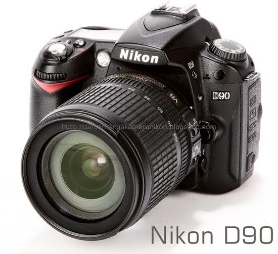 Harga Kamera DSLR Nikon D90