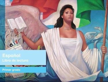 Libro de Texto 1er Grado Español Lecturas Ciclo Escolar 2014-2015