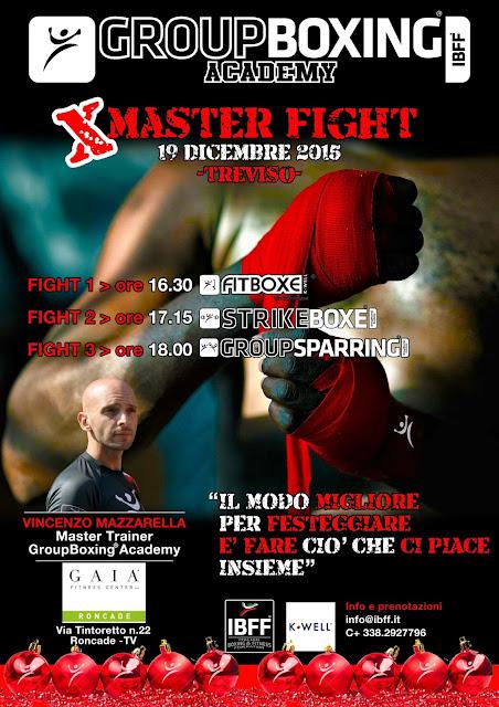 X-Master Fight, 19 dicembre 2015 a Roncade, Treviso