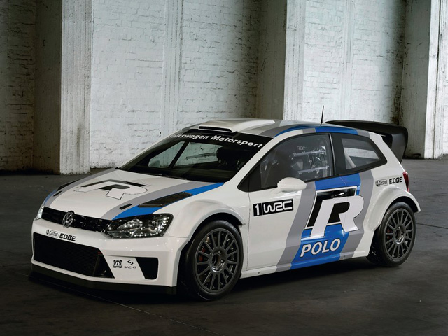 sport car garage volkswagen polo r wrc street concept 2012. Black Bedroom Furniture Sets. Home Design Ideas