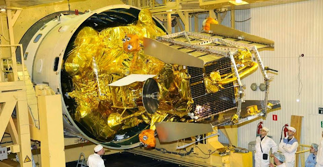 Phobos-Grunt spacecraft. Credit: Roscosmos