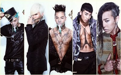 Personil Big Bang