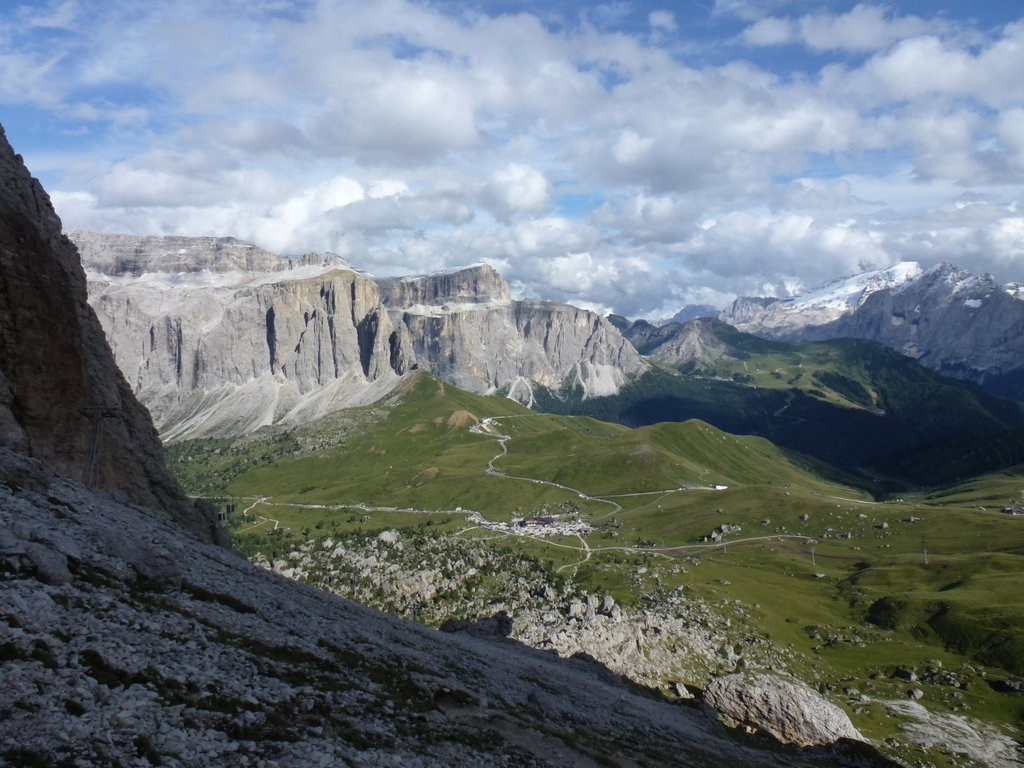 Klettersteig Plattkofel : Abenteuer berge u2013 von der leidenschaft auf gipfel zu steigen