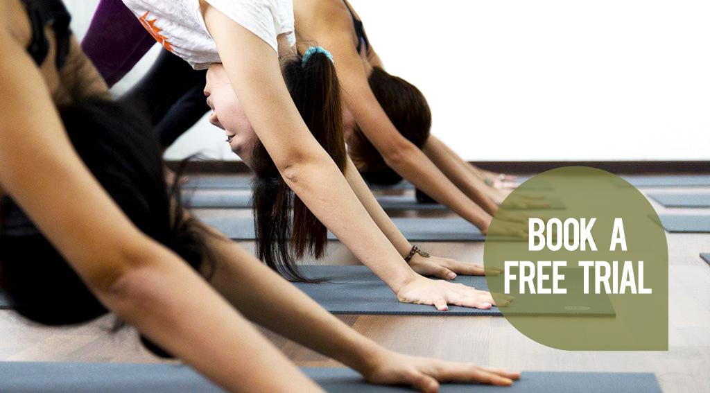 u yoga singapore