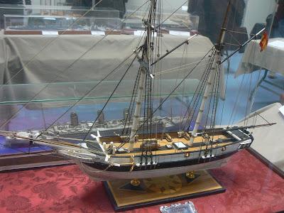 """Es tracta del vaixell del Segle XVIII """"XXXXXX"""". Autor en Joan Prim."""