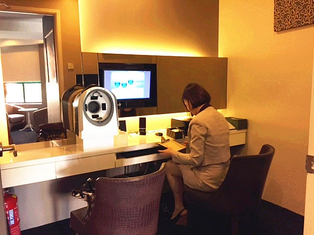 ADELE CHOW: Indiba Stem Cell at Bella Skin Care