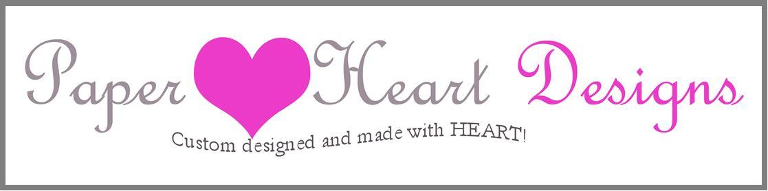 Paper Heart Designs