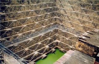 Well Of Chand Baori