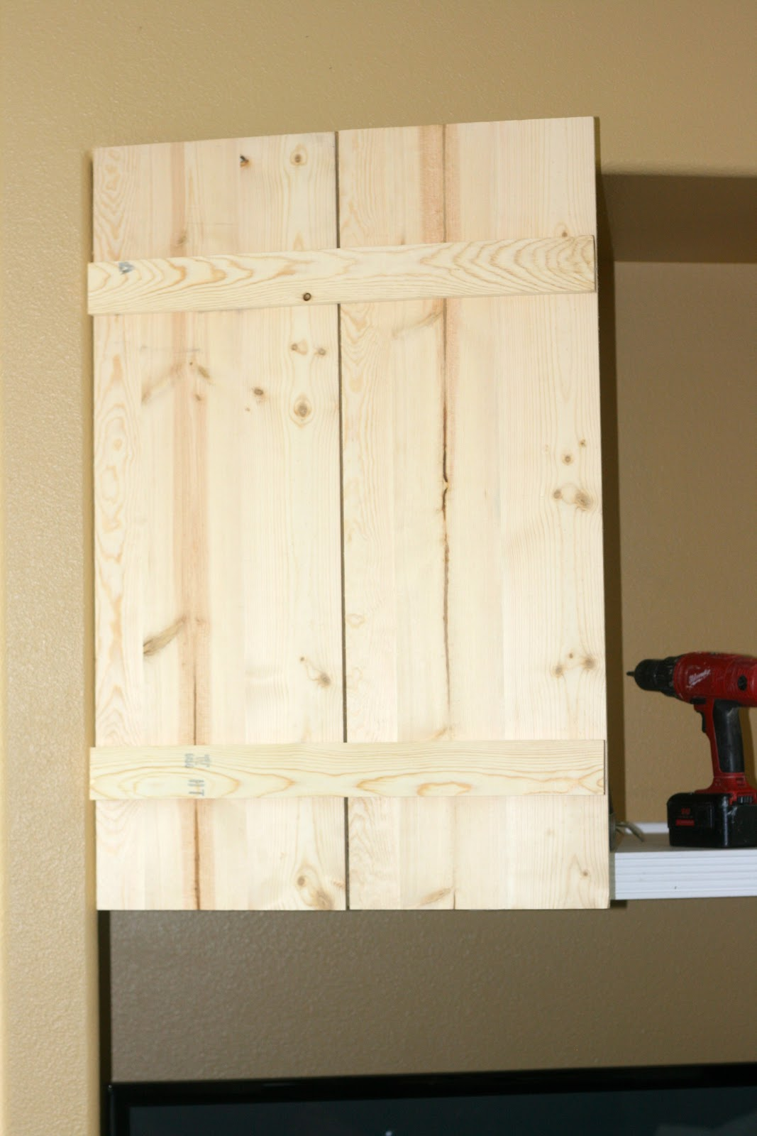 Finley Gray Diy Barn Cabinet Doors