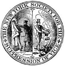 The New York Society for the Suppression of Vice