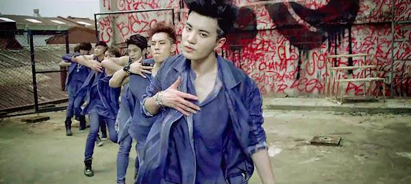 Sungjong Infinite 2014
