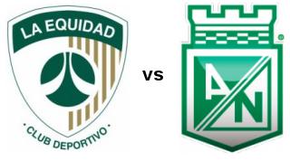 Final La Equidad vs Atlético Nacional Liga Postobón 2011