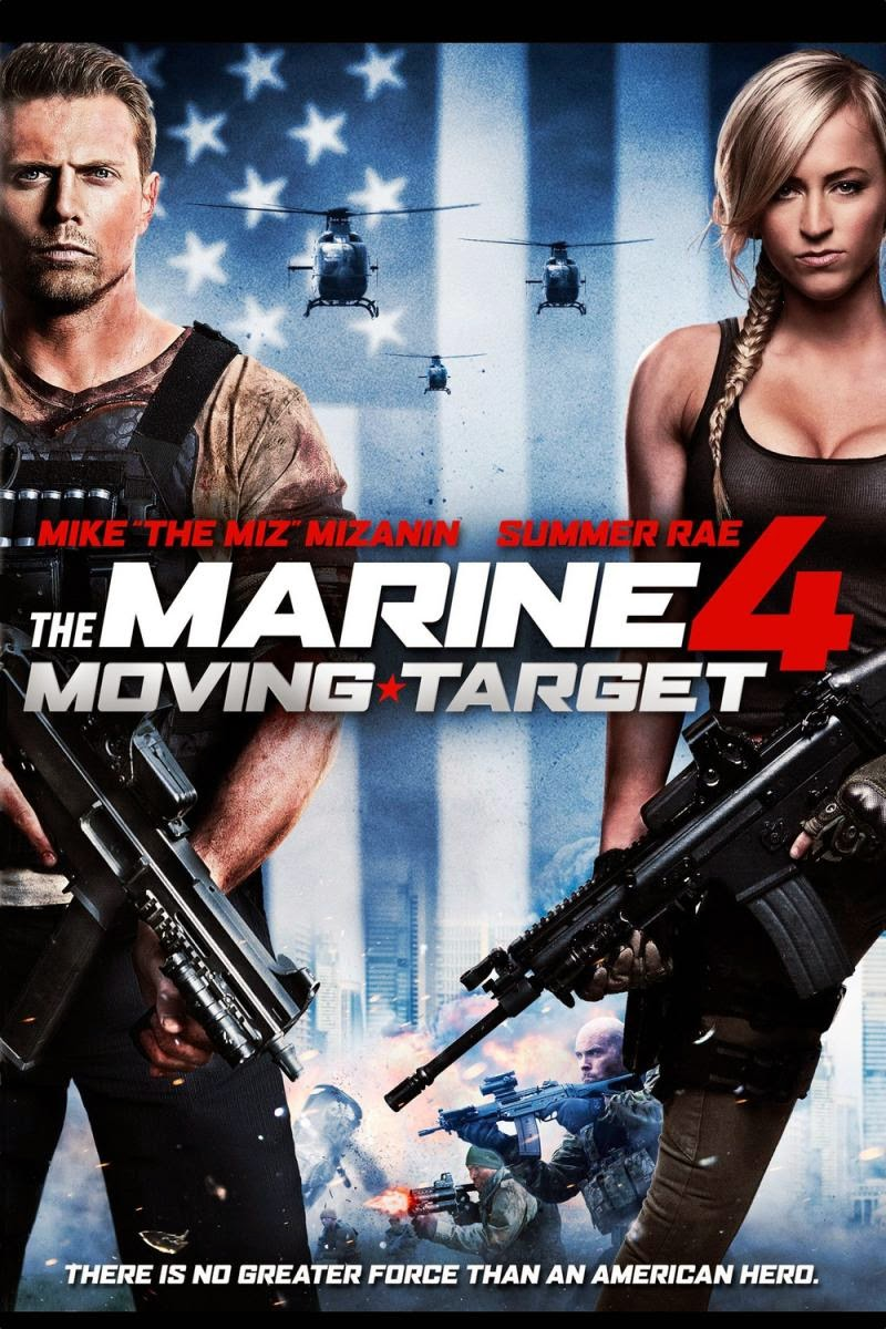 The Marine 4: Moving Target [2015] [DVDR] [Custom – HD] [Latino]